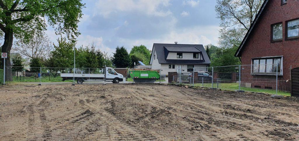 Oberhausen Bauzaun mieten und kaufen